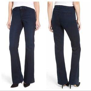 NWT NYDJ Women's Blue Jeans 'Teresa Trouser' Sz. 2